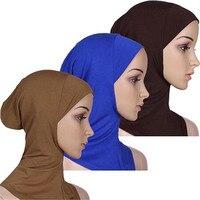Head Bonnet - Under scarf  1
