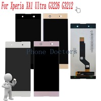 6 0 Full LCD DIsplay Touch Screen Digitizer Assembly For Sony Xperia XA1 Ultra G3221 G3212