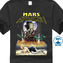 Mars Attacks V10 Movie Poster 1996 T Shirt All Sizes S To 4Xl