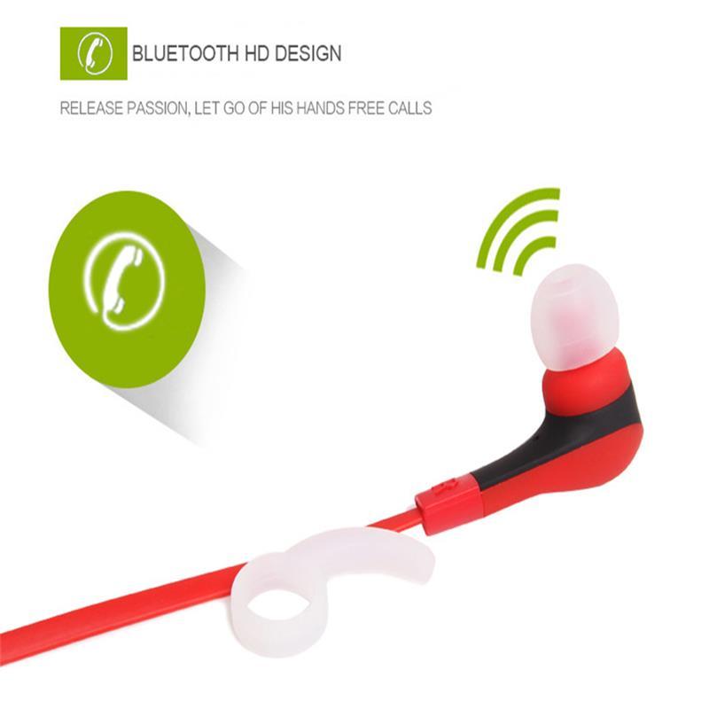 Yeni Kablosuz Bluetooth Kulaklık Mikrofon Ile HD Stereo kulak - Taşınabilir Ses ve Görüntü - Fotoğraf 3