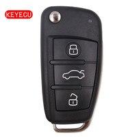 Универсальный пульт Keyecu B-Series для KD900 KD900 + URG200, пульт дистанционного управления KEYDIY для B02
