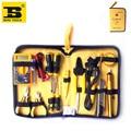 Frete grátis bosi 15 em 1 ferramentas eletricista set, ferramenta do agregado familiar definido