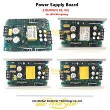 Litewinsune Freeship LED Par DJ Bühne Beleuchtung Schalter Power Supply Board 150W 180W 200W DC12V DC24V DC36V v1 V2