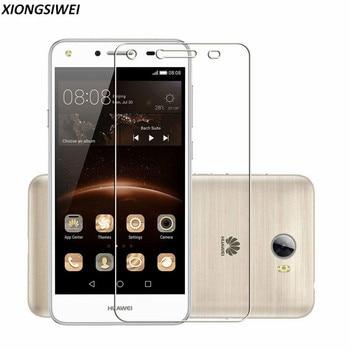 Para Huawei Y6ii compacto LYO L21 L02 de vidrio templado Protector de pantalla para Huawei Y6 ii compacto LYO-L21 LYO-L02 Y6Elite Y6 elite