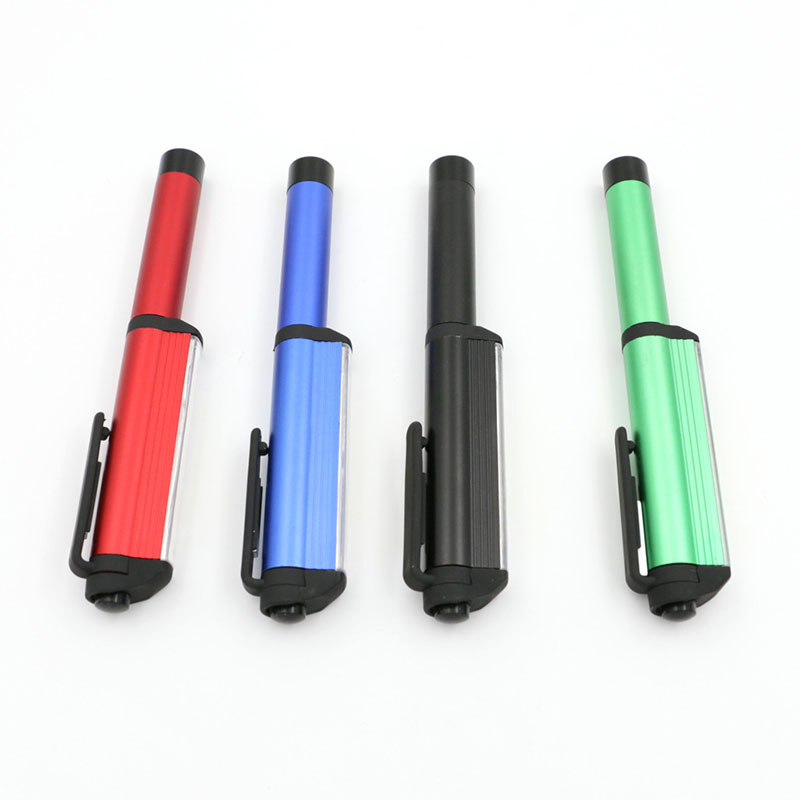 Outdoor mini-portable pencil-shaped flashlight appliance repair lights car repair lights with magnet LED work lights