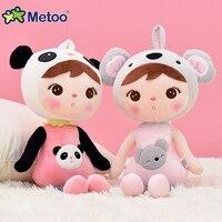50cm Soft Baby Plush Toys Lovely Stuffed Cloth Doll Metoo Plush Toy Angela Rabbit Dolls For