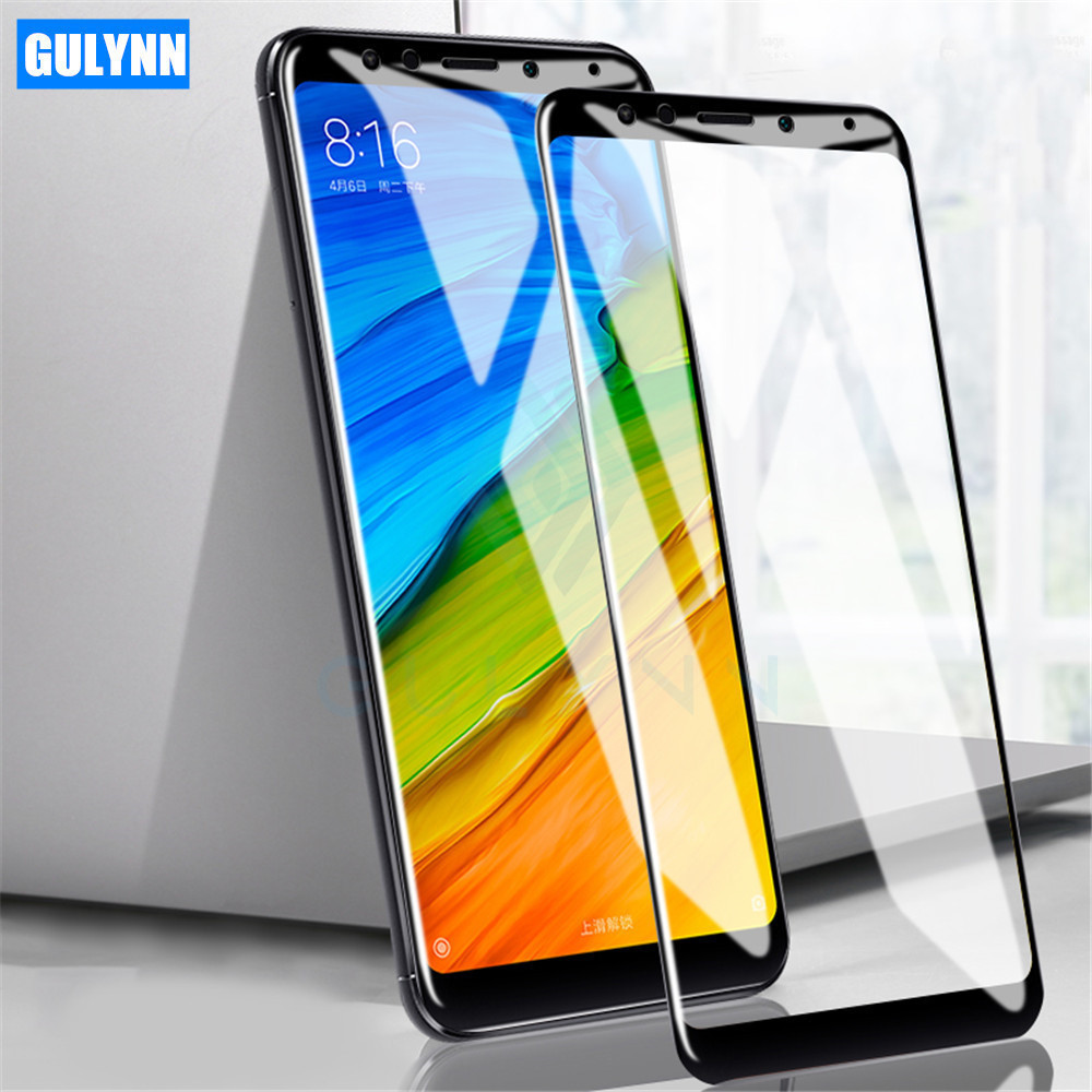 3D Real Tempered Glass For Xiaomi <font><b>Redmi</b></font> 4A 4X 4 Pro <font><b>32Gb</b></font> Note 4 4X 5A Pro Note 4 <font><b>Global</b></font> <font><b>Version</b></font> Screen Protector Toughened Film image