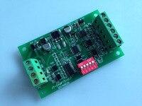 JY-DAMPT-02 Alta Precisão Multi/2 Estrada Módulo de Aquisição de Temperatura Termistor PT100 PT100 Transmissor