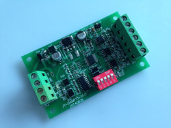 JY-DAMPT-02 High Precision Multi /2 Road PT100 Temperature Acquisition Module PT100 Thermistor Transmitter