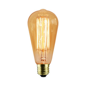 New Edison bulb e27 incandesce
