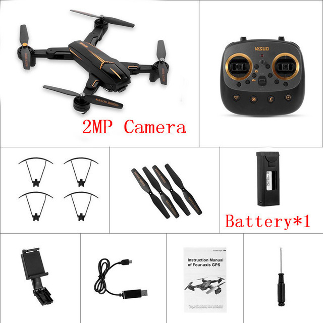 GPS Drone Smart Follow 5G WiFi FPV Drone 360 Degrees Surround flight Quadcopter One-click return Gravity Sensor Helicopter Dron
