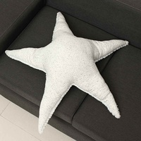 Super Large Throw Pillow Sofa Bed Pillow Sea star Kids Plush Toy Decorative Pillows Nordic Decoration Home Sofa Pillow