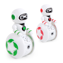 MJY Intelligent Tumbler Electronic Robot Music Induction Bauble Tumbler Toys For