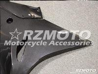 Carbon fiber lacquered Water transfer printing FAIRING case S1000RR 2015 2016 lower side panels surrounded fuel tank NO.1990