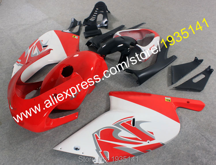Hot Sales,Red white black Plastic kit For Aprilia RS 125 2001 2002 2003 2004 2005 Fairing part RS125 01 02 03 04 05 body Cowling