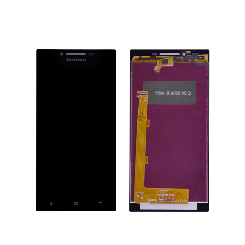 Original For <font><b>Lenovo</b></font> <font><b>P70</b></font> LCD <font><b>Display</b></font> with Touch Screen Digitizer Assembly free shipping image