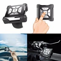 Car Steering Wheel Bluetooth Media Button Steering Wheel Bicycle Bike Handle Bar Multimedia Remote Control Button