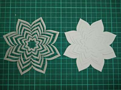 Pointed flowers Metal Die Cutting Scrapbooking Embossing Dies Cut Stencils Decorative Cards DIY album Card Paper Card Maker snowflake hollow box metal die cutting scrapbooking embossing dies cut stencils decorative cards diy album card paper card maker