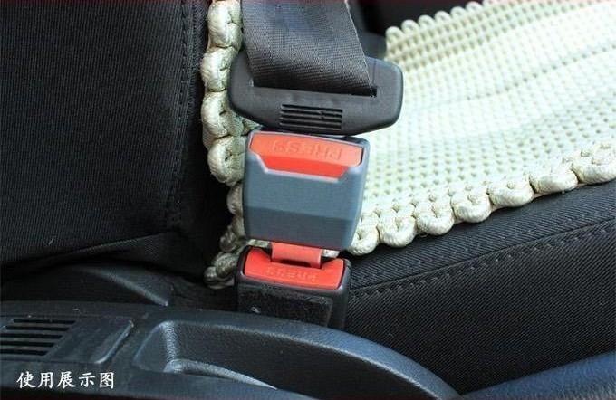 قطعة واحدة من وصلة حزام الامان لمقعد السيارة 13