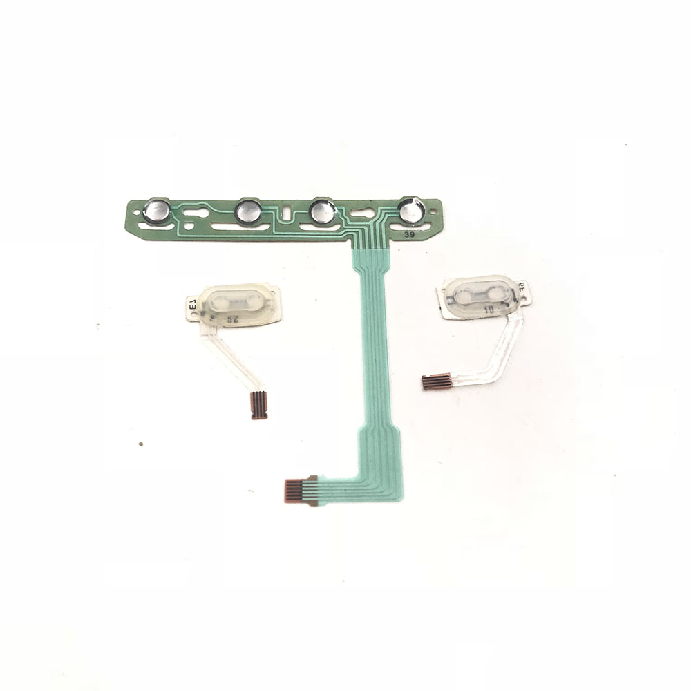Home Volume Select Start & Left & Right Button Ribbon Flex Cable For PSP GO