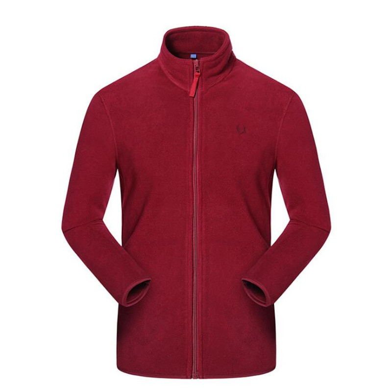Red Fleece Jackets Promotion-Shop for Promotional Red Fleece ...