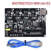 Presale BIGTREETECH SKR mini E3 Board 32 Bit Integrated TMC2209 UART VS TMC2208 For Ender 3 Pro/5 To SKR V1.3 3D Printer Parts
