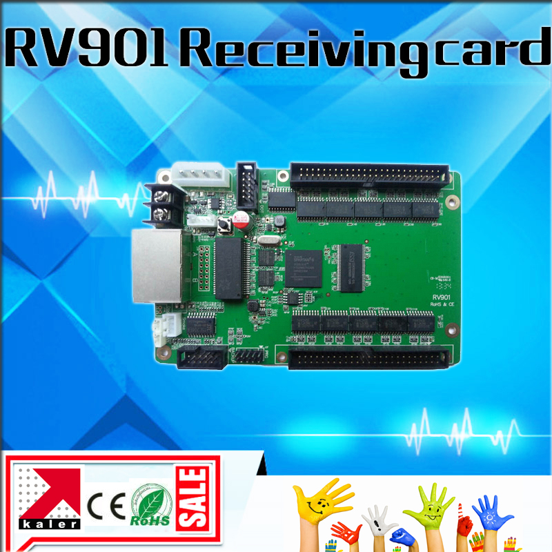 display video led receiving card RV901 for Linsn TS801 TS802 LED full color display sending carddisplay video led receiving card RV901 for Linsn TS801 TS802 LED full color display sending card