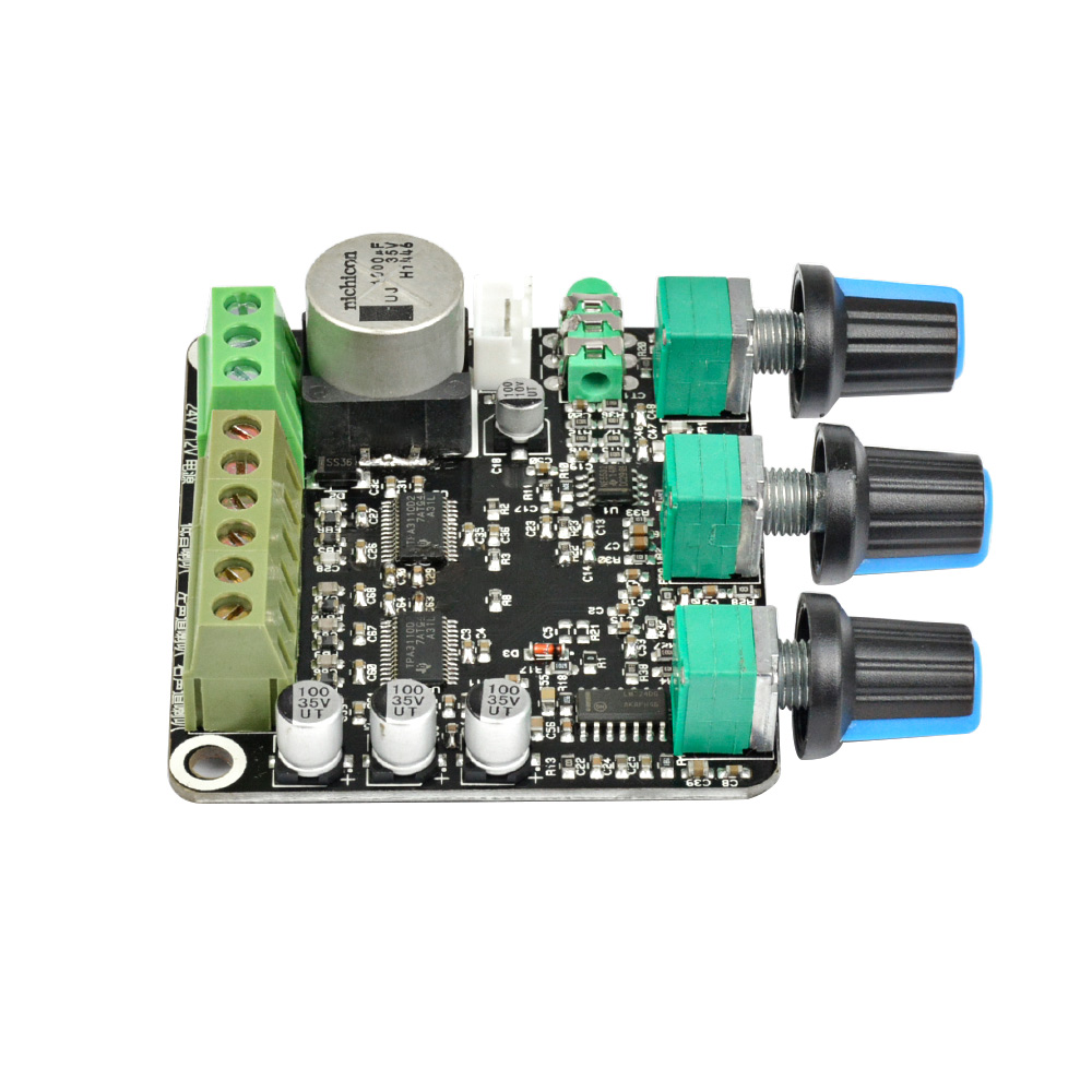 TPA3110D2 15Wx2+30W 2.1CH Bluetooth Subwoofer Stereo Audio Amplifier Board