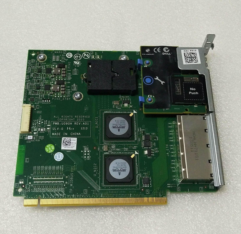 R910 I/O Riser FMY1T Y950P 0FMY1T 0Y950P Fully Tested All Functions Work Good