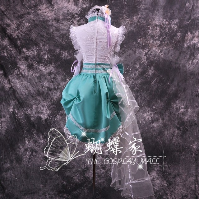 Macross Frontier Sheryl Nome cosplay cosume