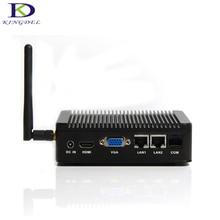 Тонкий клиент htpc nettop mini desktop pc intel celeron j1900 до 2.42 ГГц 300 м wi-fi usb 3.0 hdmi linux pc