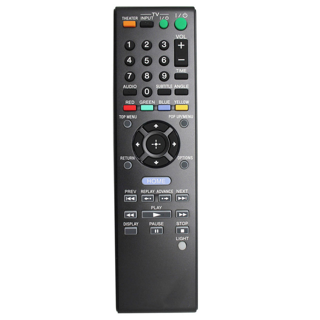 blu ray player remote for sony rmt b105a bdp s570 wm bdp bx57 bdp rh aliexpress com Sony Blu-ray DVD Player Sony BDP BX