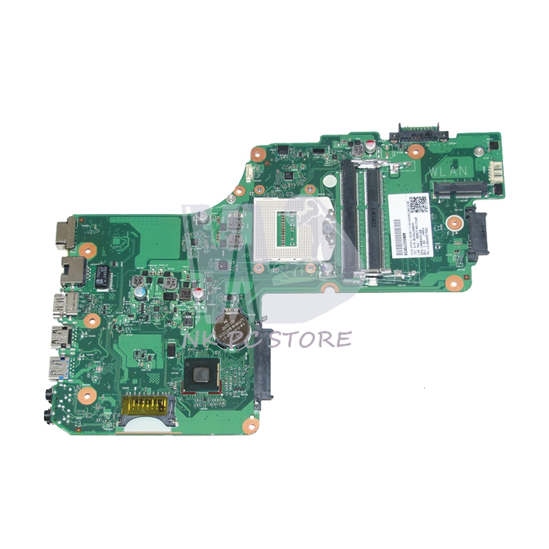 NOKOTION V000325160 DB10S-6050A2557501-MB-A02 Main Board For <font><b>Toshiba</b></font> <font><b>Satellite</b></font> <font><b>C55</b></font> C55T Laptop <font><b>Motherboard</b></font> HM86 DDR3L image