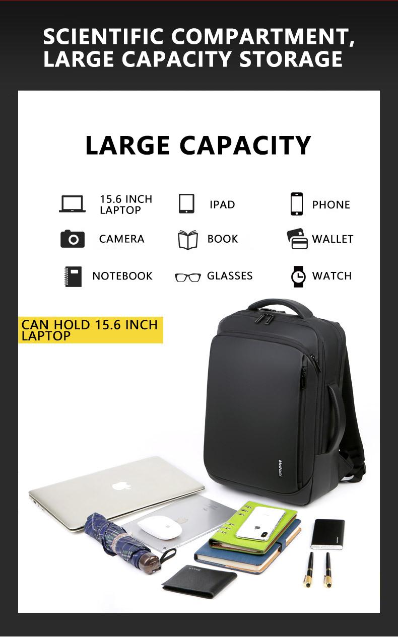 HTB1GKvqN3HqK1RjSZFkq6x.WFXaQ - 2019 Mens USB Charging Backpack 14 - 15.6 inch Laptop Bags