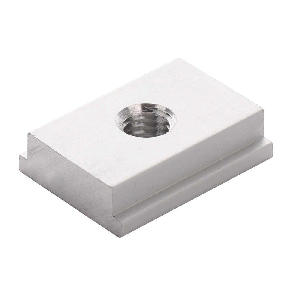 5 шт. M8 Т-трек слайдер раздвижная гайка из алюминиевого сплава Т-образная гайка для деревообрабатывающего инструмента Jigs набор винтовых слотов крепежа