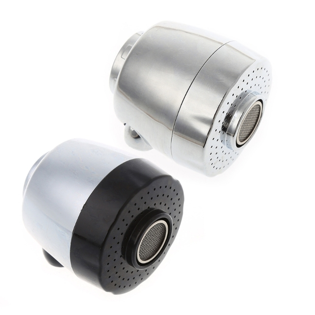 22mm Faucet Nozzle Aerator Bubbler Sprayer Water-saving Tap Filter Two Modes L15