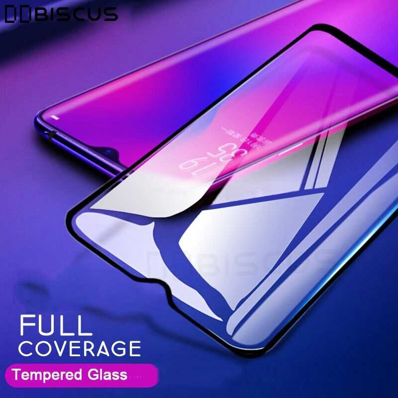 5D 9D Protective Tempered Glass For Huawei Y6 2019 Y7 Prime 2019 Y7 Pro MRD-LX1F DUB-LX1 Honor 8A JAT-LX1 Screen Protector Cover