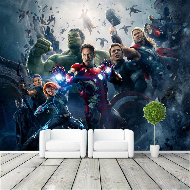 Buy avengers2 age of ultron photo for Chinese movie mural