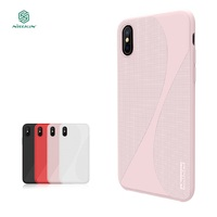 Nillkin Flex 2 Case For Apple IPhone X Phone Case Silicone Soft Cover Protective Cover Matte