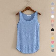 Camiseta regata fitness de algodão, plus size, solta, modelo, feminino, gola redonda, slim, moderna, imperdível roupas