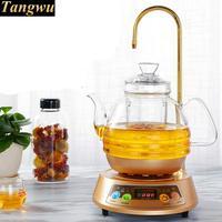 Классический мгновенный Интеллектуальный автоматический верх воды, электрический чайник стеклянный чайник