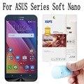 Для Asus Zenfone Max ZC550KL Мягкая Нано-Экран Протектор Для Asus Selfie ZD551KL Идти ZC500TG ZB500KL ТВ ZB551KL Padfone S PF500KL