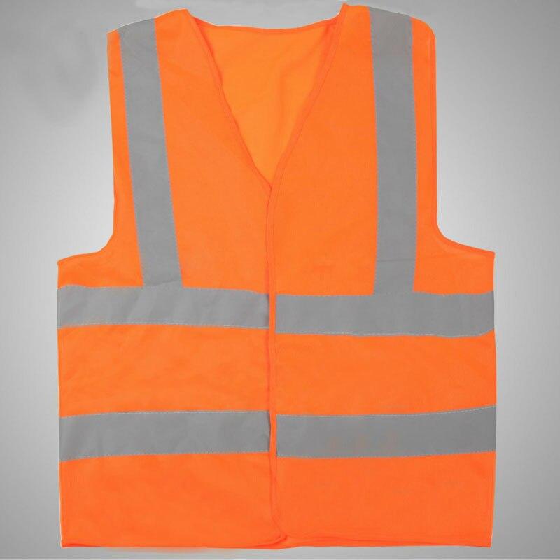 Hilfreich Reflektierende Sicherheit Warnung Weste Arbeits Kleidung Reflectante Chaleco Tag Nacht Schutzhülle Weste Für Radfahren Straße Verkehrs Yfz005