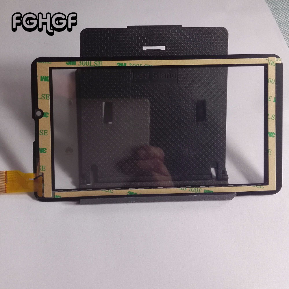FGHGF Film + New Touch screen Digitizer 7 inch oysters T72 3g Tablet Outer Touch panel Glass Sensor replacement FreeShipping free film new touch screen digitizer 7 inch oysters t72 3g tablet outer panel glass sensor replacement wjhb