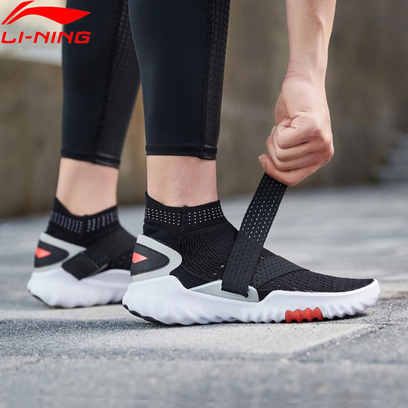 (Break Code)Li-Ning Men 3D SOCK SHOE PRO Smart Quick Training Shoes Flexible LiNing Li Ning Sport Shoes Sneakers AFHP017 YXX062