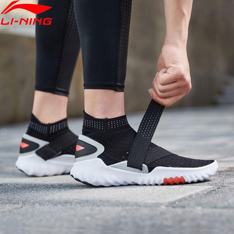 Li-Ning Men 3D SOCK SHOE PRO Smart Quick Training Shoes Breathable Flexible LiNing Li Ning Sport Shoes Sneakers AFHP017 YXX062