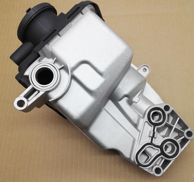 Oil Filter Housing For Volvo C70 S40 S60 S80 V40 V50 V60 V70 <font><b>30788494</b></font> 31338684 image