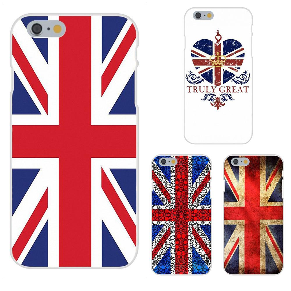 Great Britain Gb British Flag England For Xiaomi Redmi Note 2 3 3S 4 4A 4X 5 5A 6 6A Pro Plus Soft Cover Case image
