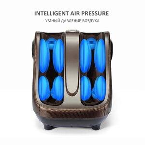 Image 4 - MARESEไฟฟ้านวดเท้าขาการบีบอัดอากาศเครื่องนวดShiatsu Kneadingนวดฟุตความร้อน