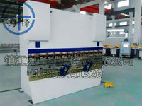 Sheet Metal Cnc Press Brake Machine Auto Cnc Hydraulic Metal Plate Press Brake Machine Price For